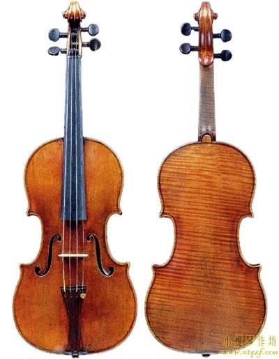 安东尼奥·斯特拉迪瓦里提琴作品 1708年