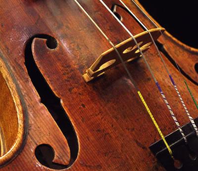 小提琴有哪几种琴弦
