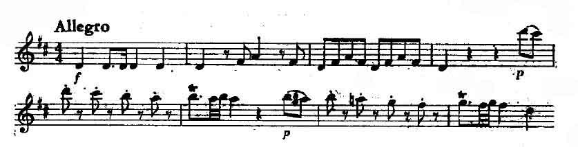 莫扎特 D大调第四小提琴协奏曲