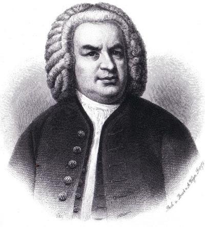 约翰·塞巴斯提安·巴赫 西方音乐之父