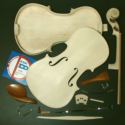 古代制作小提琴步骤和和现在做琴方法