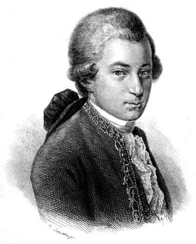 沃尔夫冈·阿马德乌斯·莫扎特