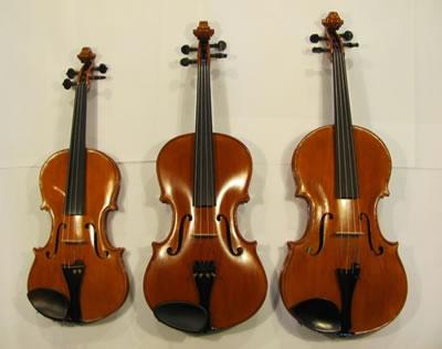 手工小提琴与机械小提琴的区别