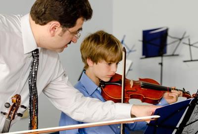 小提琴八度音程训练