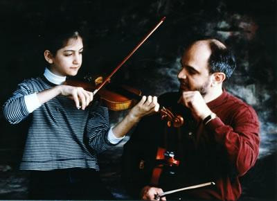小提琴三度音程训练