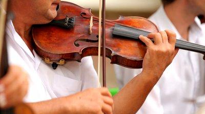 小提琴跳弓的训练