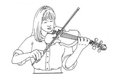 小提琴 xiaotiqinyungongzishi