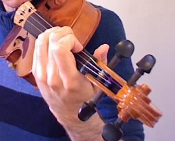 小提琴音准的练习