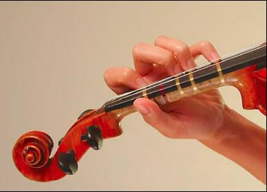 小提琴指法的重要性