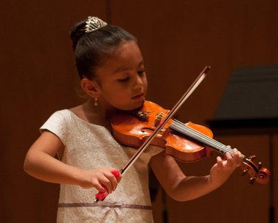 初学小提琴需要掌握的知识