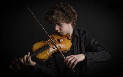 小提琴持弓的一些要领