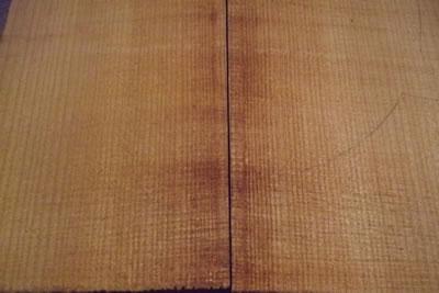 小提琴面板木材云杉