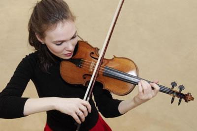 自学小提琴的方式方法