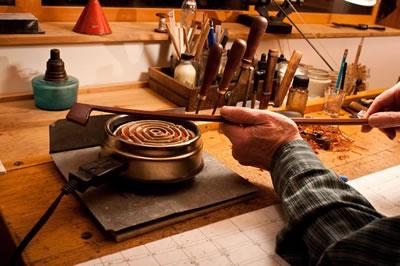 小提琴琴弓制作之弓杆定型