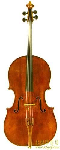 安东尼奥·斯特拉迪瓦里 1739年 睡美人 大提琴