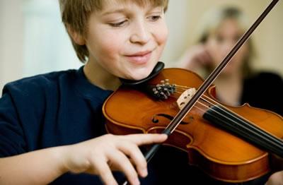 小提琴断弓的练习