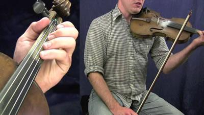小提琴左手指动作要领