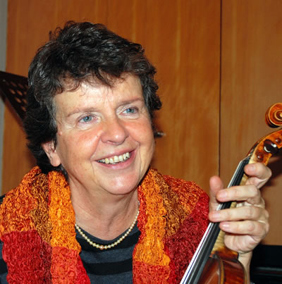 小提琴教母楚玛琴科的独门教学秘籍