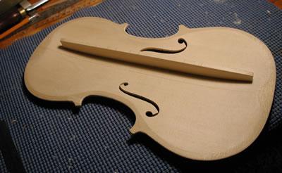 提琴音梁的安装位置及尺寸规格