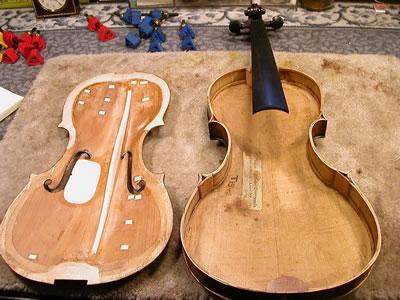 维修小提琴