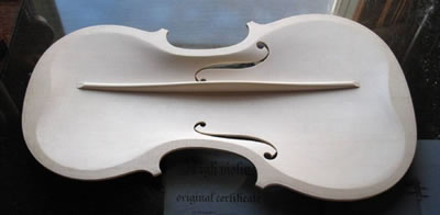 小提琴低音梁修削对音质的影响