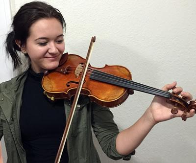 调节小提琴音色的方法保持固有音质