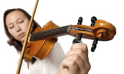 解决不协调音让小提琴的音色更好