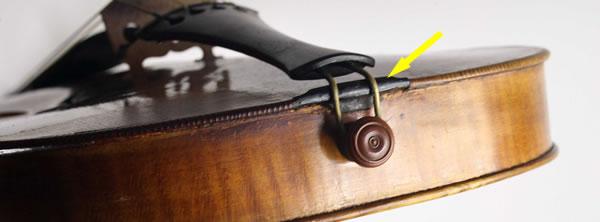 小提琴尾枕