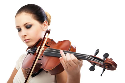 小提琴出现杂音的几种情况