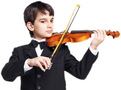 学好小提琴就要注重练琴的方式方法