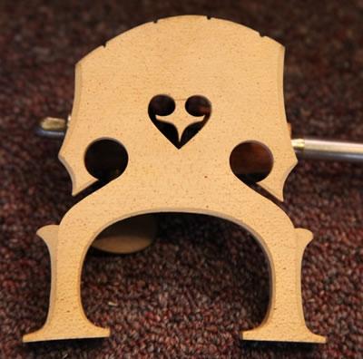 大提琴琴马的修削与安装