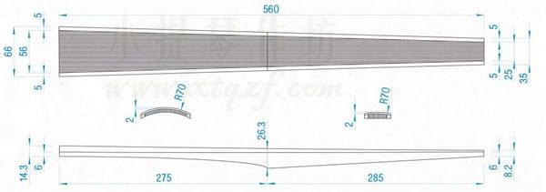 大提琴指板安装制作标准