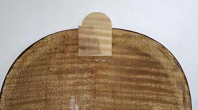 提琴肩钮嫁接的修复方法