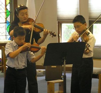 小提琴老师应有的教学纲要