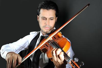 小提琴持弓手臂和手腕的练习法