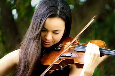 小提琴的泛音训练