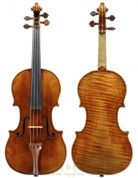 安东尼奥·斯特拉迪瓦里 1719年 小提琴作品