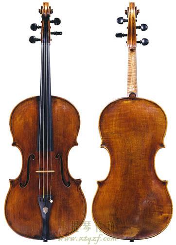 达萨罗中提琴作品
