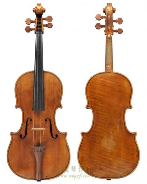 当今价值最高的乐器斯特拉迪瓦里制作的中提琴