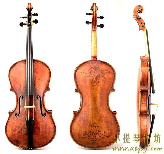 达萨洛提琴样式