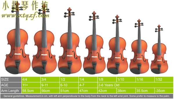 儿童提琴(分数提琴