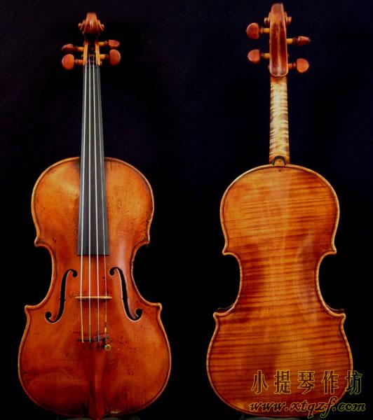 瓜达尼尼提琴样式