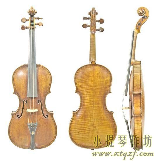 马基尼提琴样式