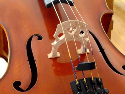 大提琴琴码的安装方法有视频详细安装