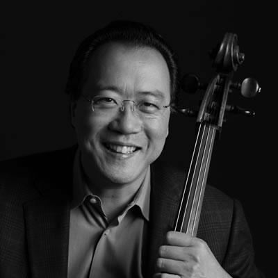 著名大提琴演奏家马友友