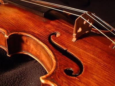 初学者挑选小提琴