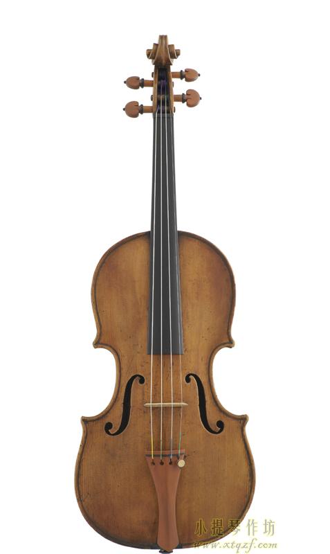 瓜达尼尼学生 加斯帕‧罗连齐尼 1760年 小提琴作品