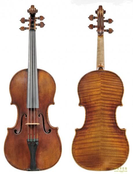 安东尼奥·斯特拉迪瓦里琴型