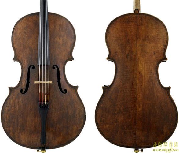 马吉尼大提琴作品