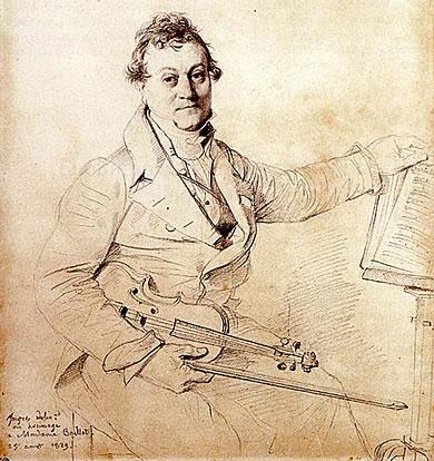 法国小提琴家 P·巴约